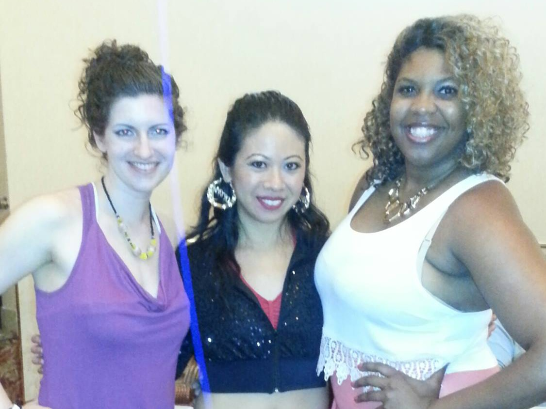 Kizomba Community Interviews: Kimberly Nicole, NC