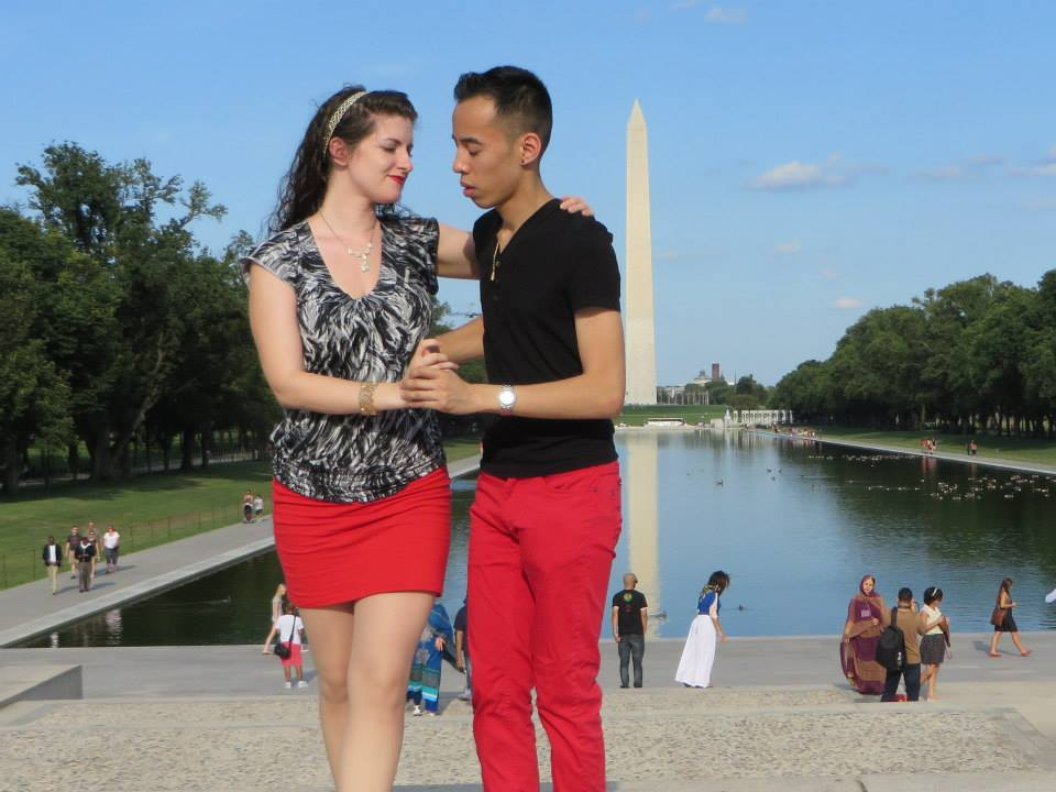 Dancing in DC! New Video with Florian Tep
