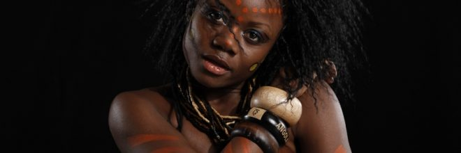 Dúnia Pacheco: African Solo Dance Interview